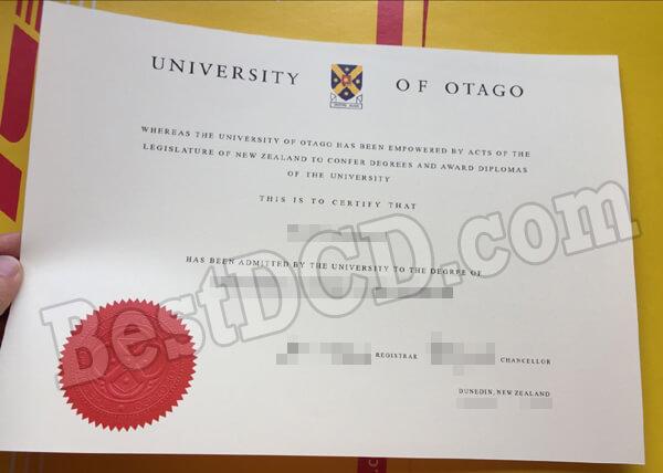 University of Otago fake degree, buy fake diploma transcript online