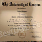 UH fake degree
