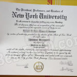 NYU fake degree