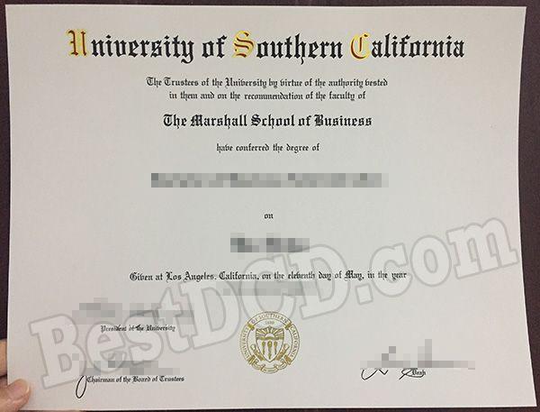 Where to buy USC fake degree, buy fake USA diploma online