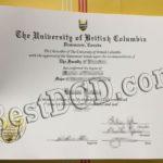 UBC fake degree