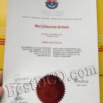 University of the Free State fake degree