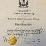 Dalhousie University fake degree