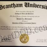 Grantham university degree